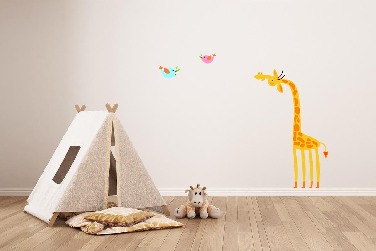 Otroške dekorativne nalepke