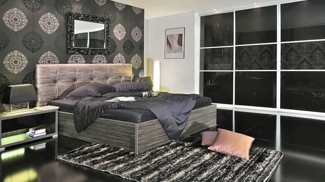 Temna spalnica