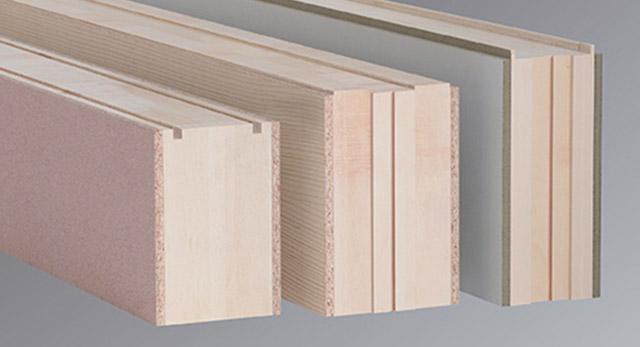 Lesena vrata - izolacija